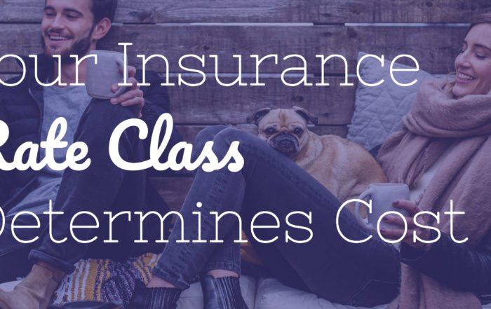life insurance rate class