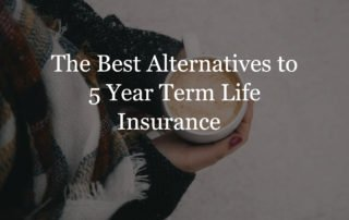 5 year term life insurance
