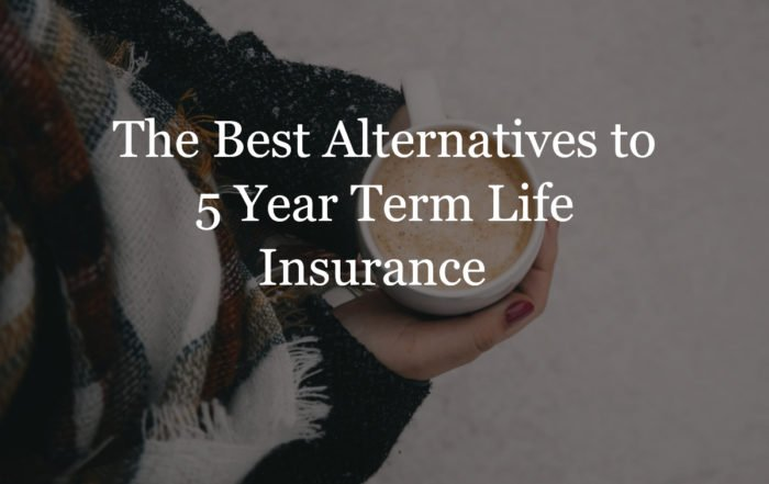 5 year term life insurance