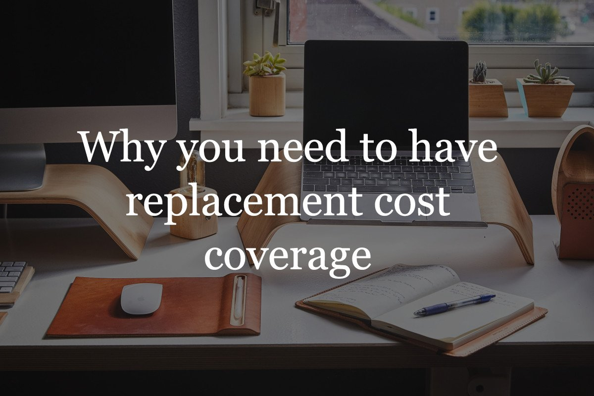 Actual Cash Value Versus Replacement Cost Value